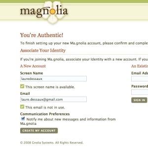Mon fournisseur OpenID confirme mon authentification